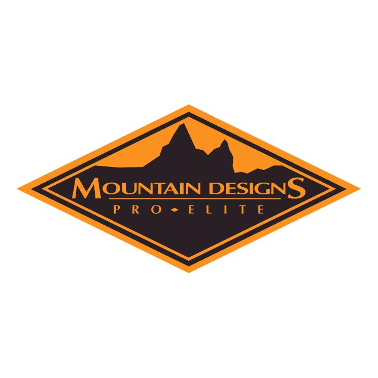 free vector Mountain designs 0