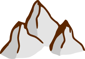 free vector MountainRpg Map Elements clip art