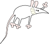 free vector Mouse Cartoon Symbol clip art
