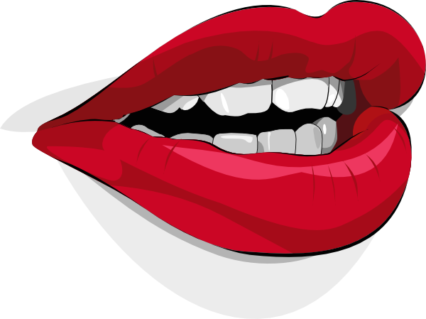 free vector Mouth  clip art