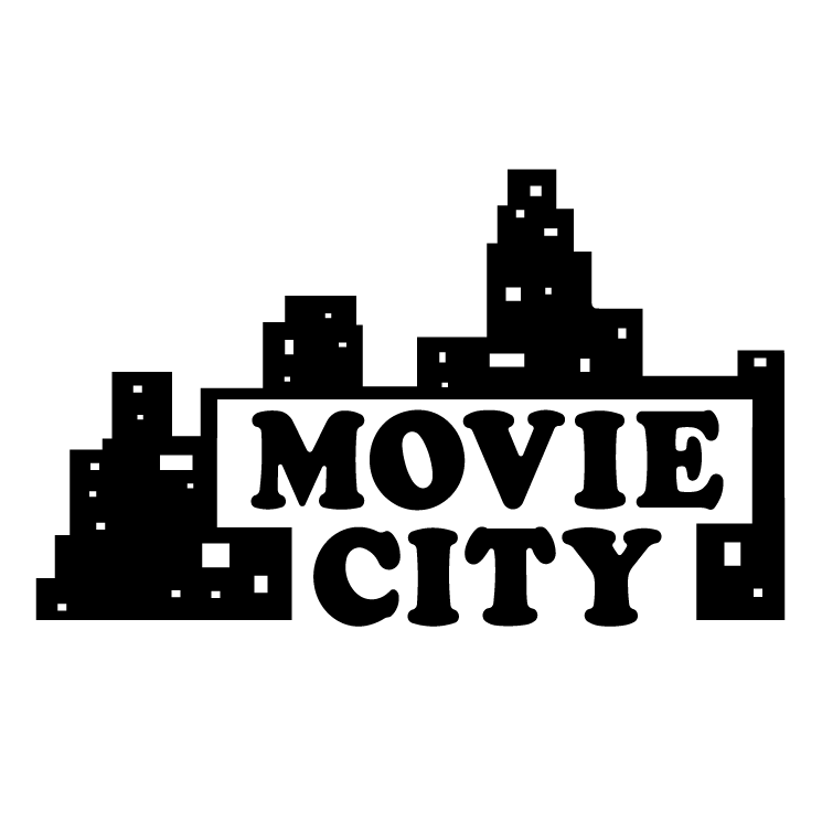free vector Movie city