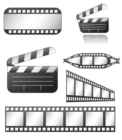 free vector Movie vector