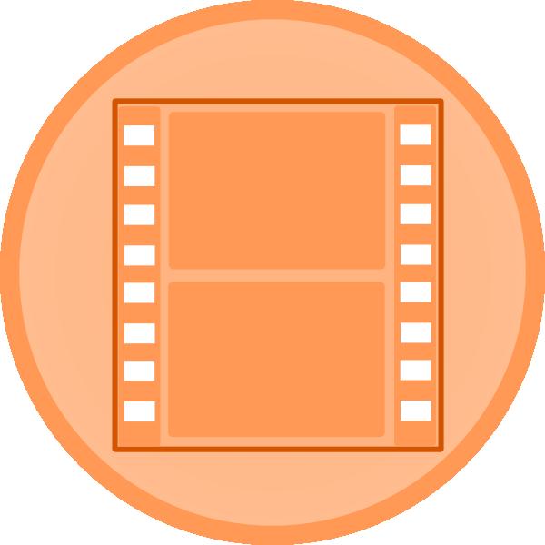 Movie Video Clip Art 117021 Free Svg Download  4 Vector-1481