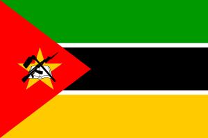 free vector Mozambique clip art
