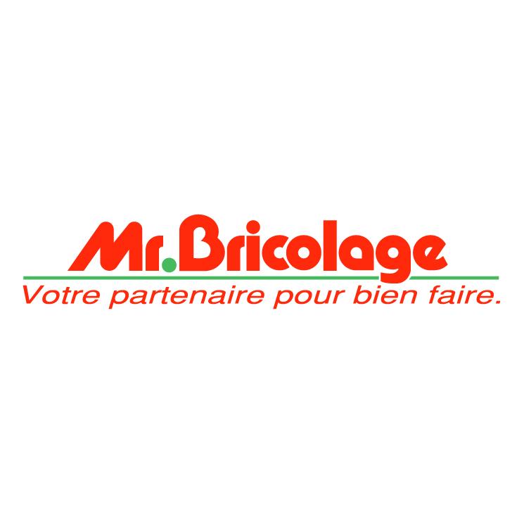 free vector Mr bricolage