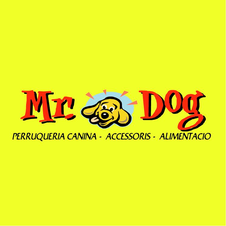free vector Mr dog
