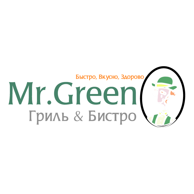 free vector Mr green