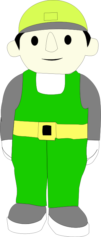 free vector Mr. man