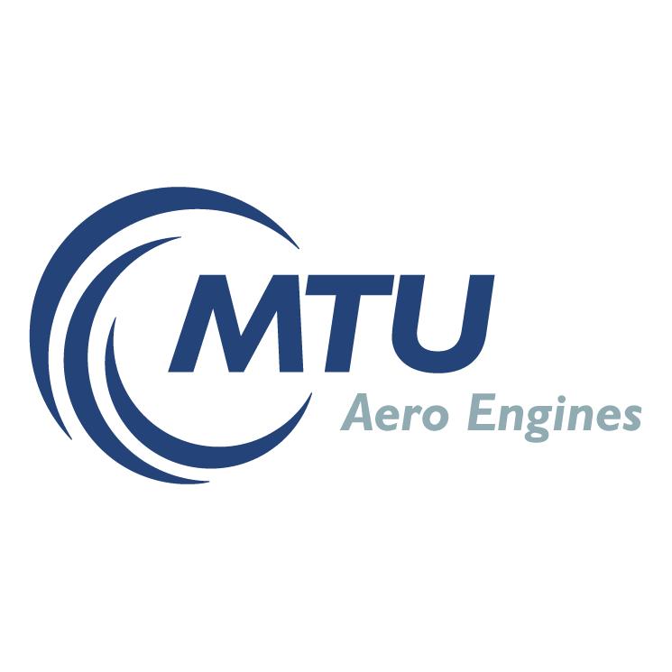 free vector Mtu aero engines