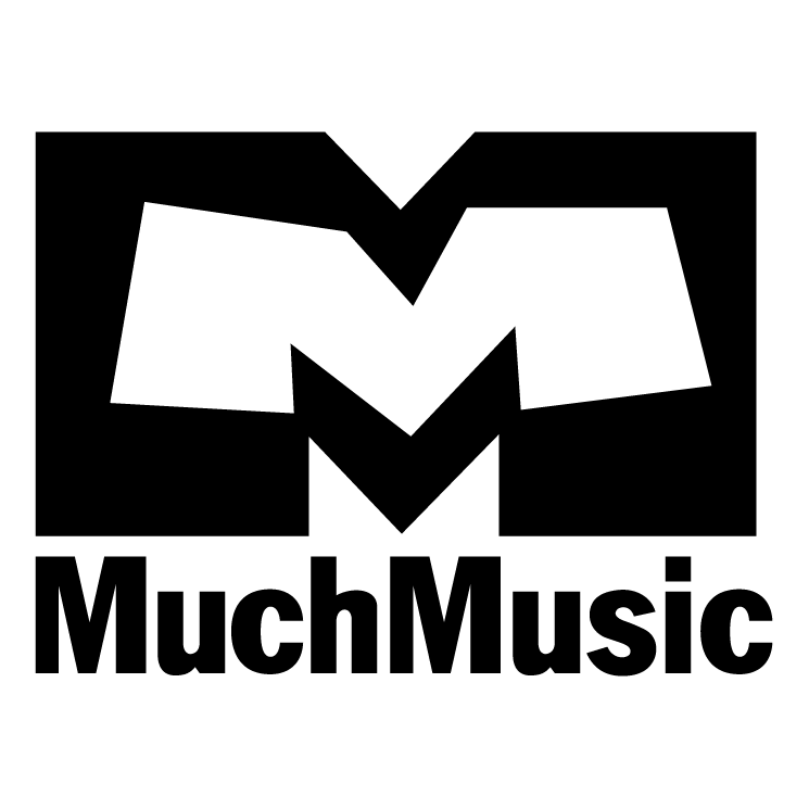 free vector Much music tv
