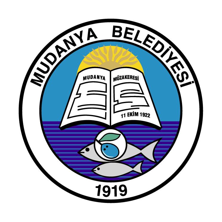 free vector Mudanya belediyesi