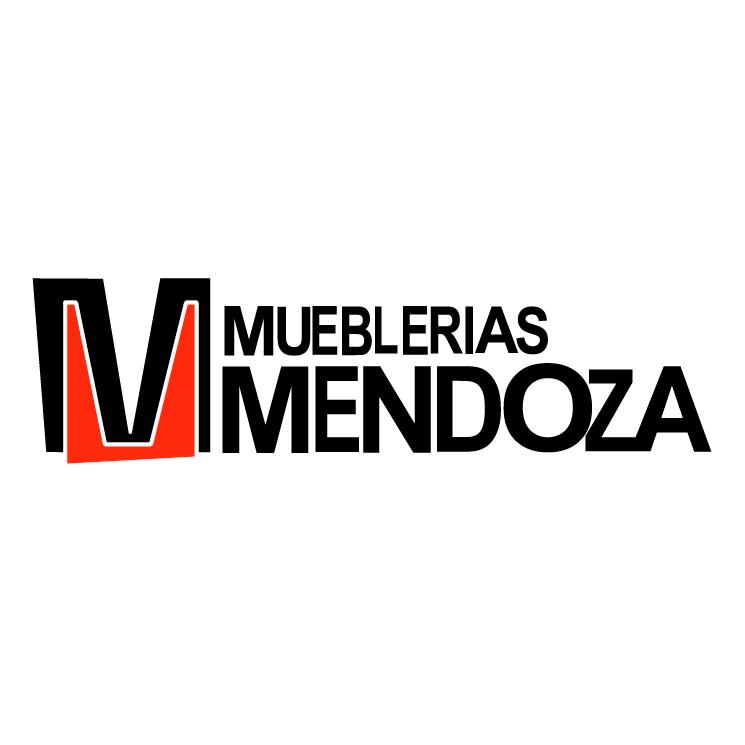 free vector Mueblerias mendoza