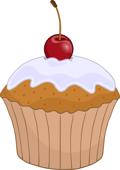 free vector Muffin clip art