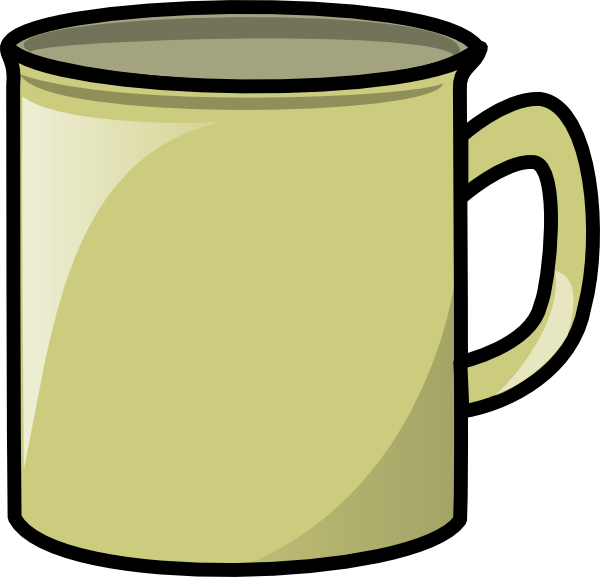 free vector Mug Drink Beverage clip art