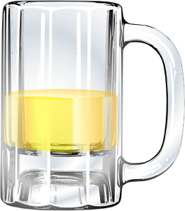 free vector Mug Of Beer clip art
