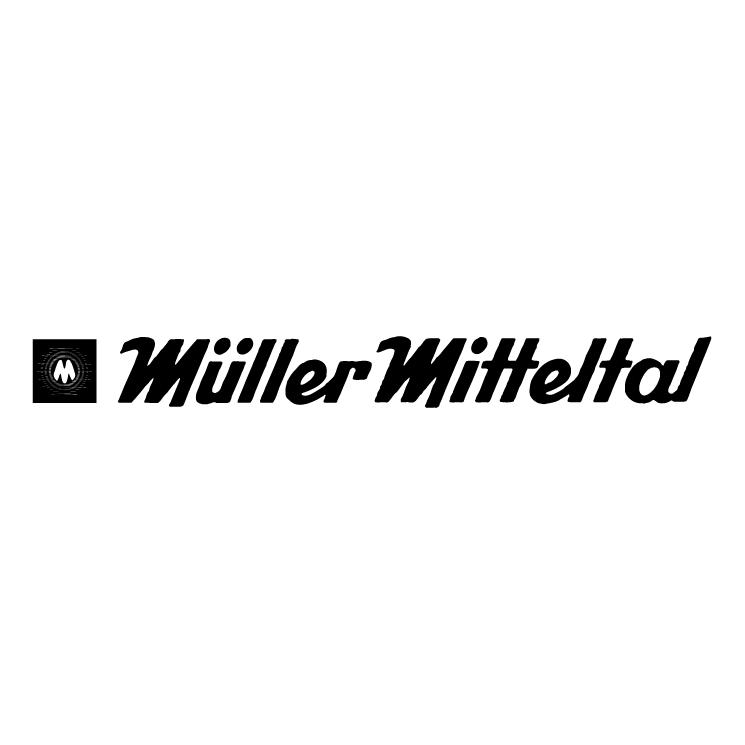 free vector Muller mitteltal