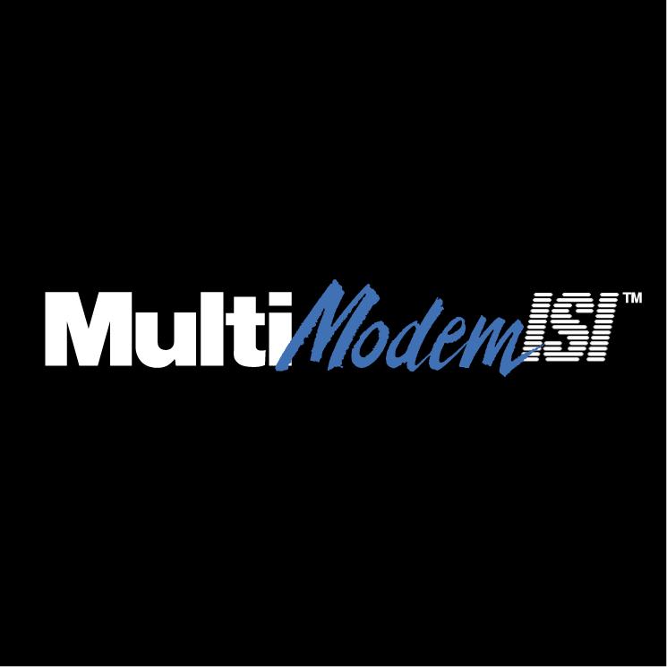 free vector Multi modem isi