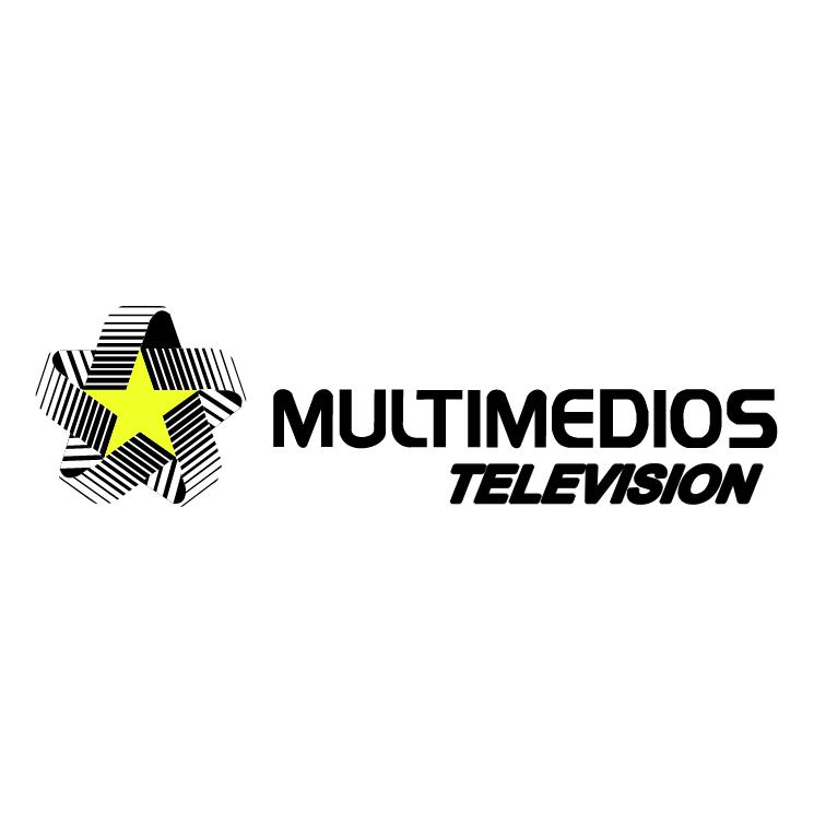 free vector Multimedios television