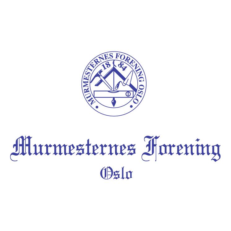 free vector Murmesternes forening oslo