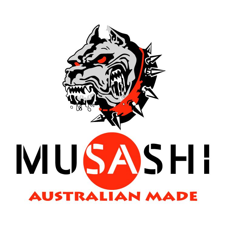 free vector Musashi