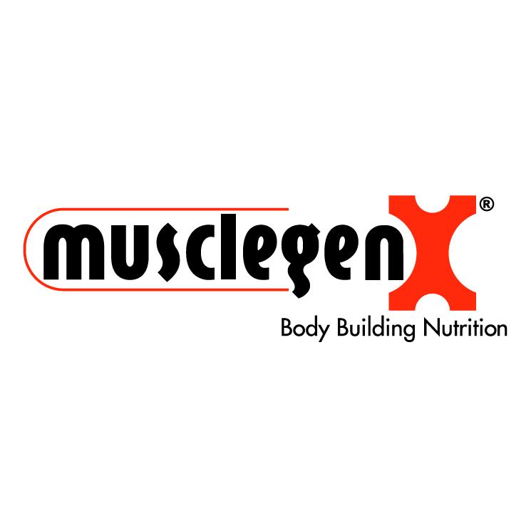 free vector Musclegenx