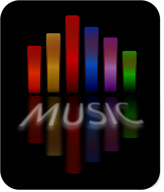 Music Equalizer (99836) Free SVG Download / 4 Vector