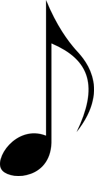 music note clip art free vector 4vector rh 4vector com Music Note Clip Art Music Note Icon
