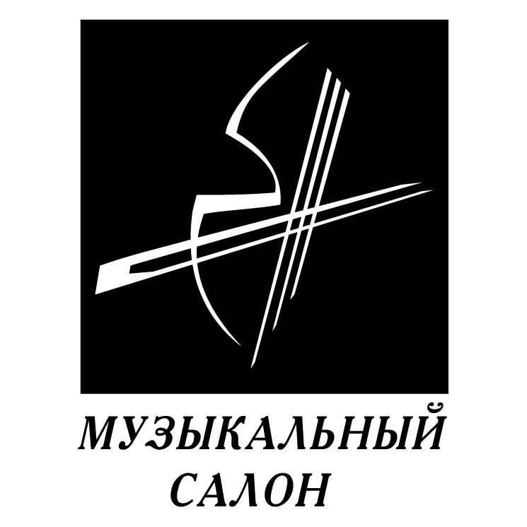 free vector Music salon