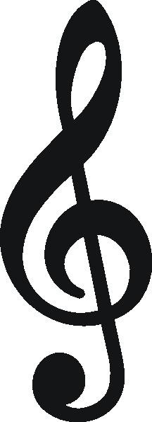 free vector Music Sign clip art