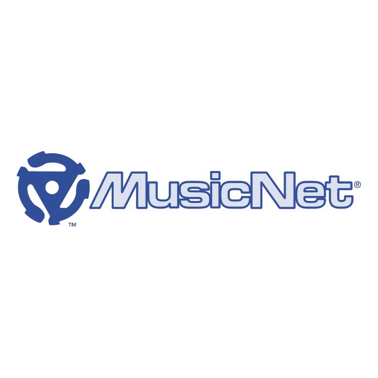 free vector Musicnet