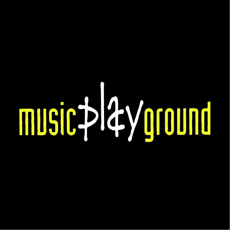 free vector Musicplayground