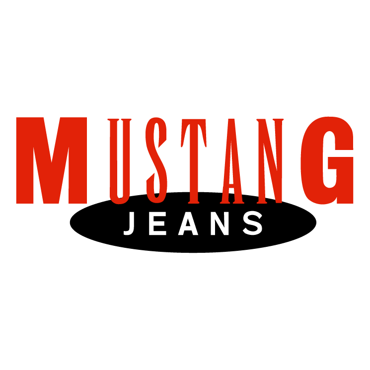free vector Mustang jeans 0
