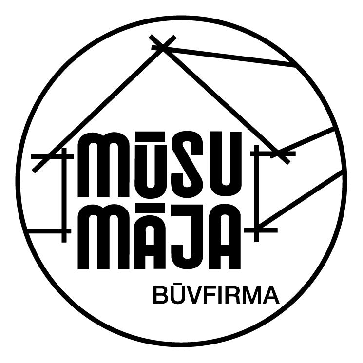 free vector Musu maja