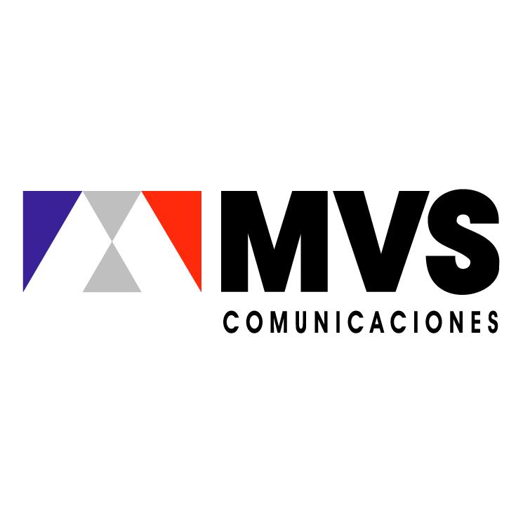 free vector Mvs comunicaciones
