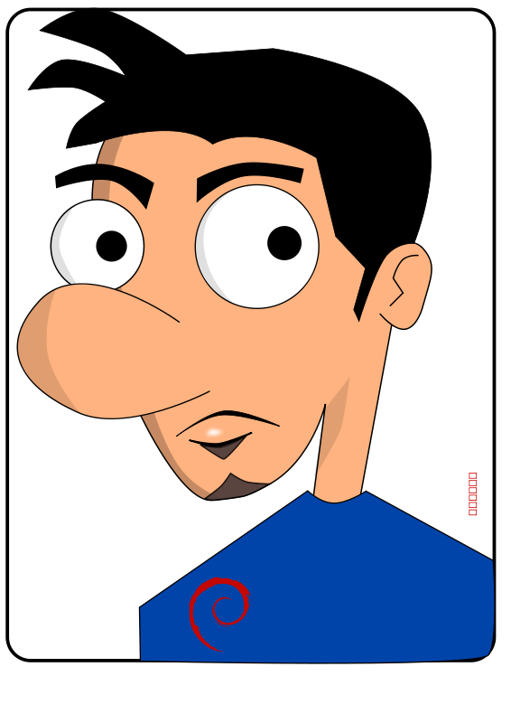 free vector My Cartoon