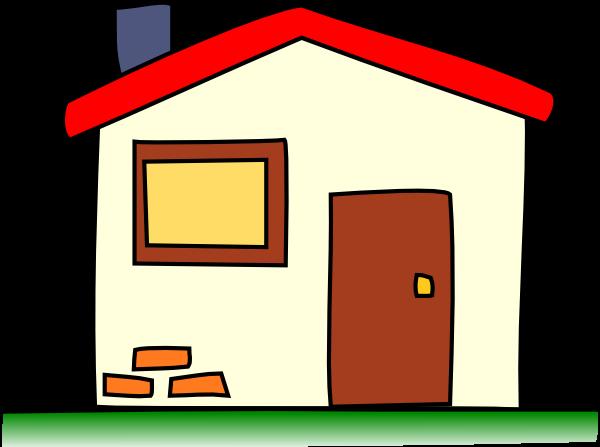 free vector My House clip art