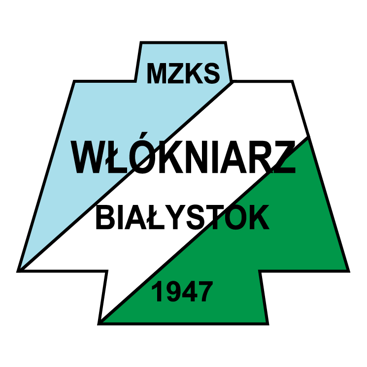 free vector Mzks wlokniarz bialystok