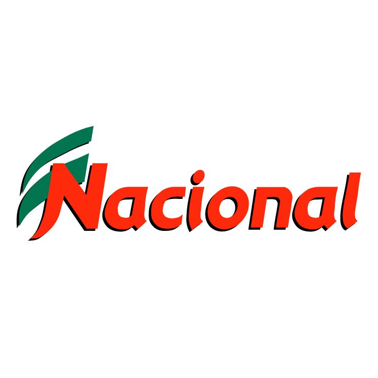 free vector Nacional supermercados
