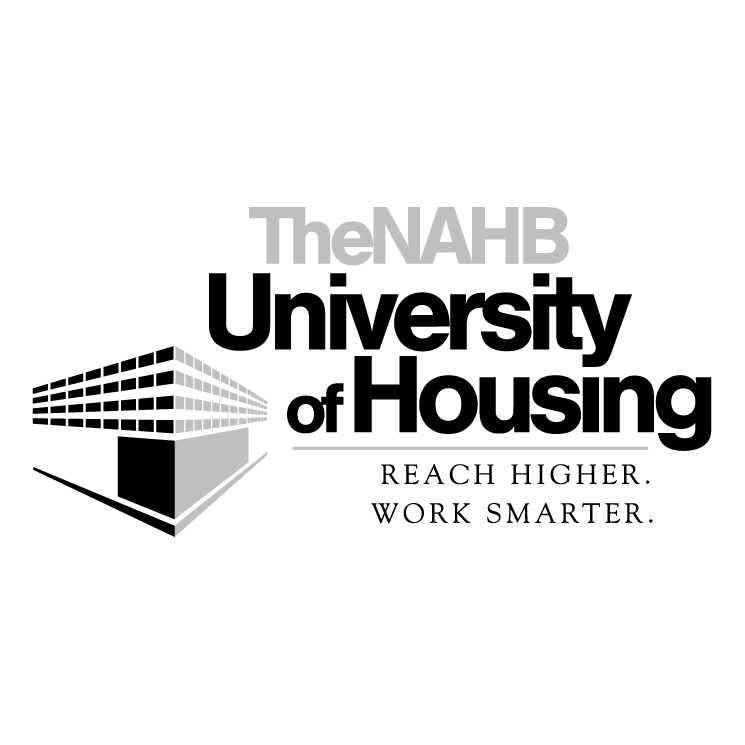free vector Nahb university of housing