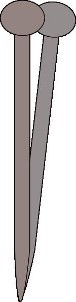 free vector Nails clip art