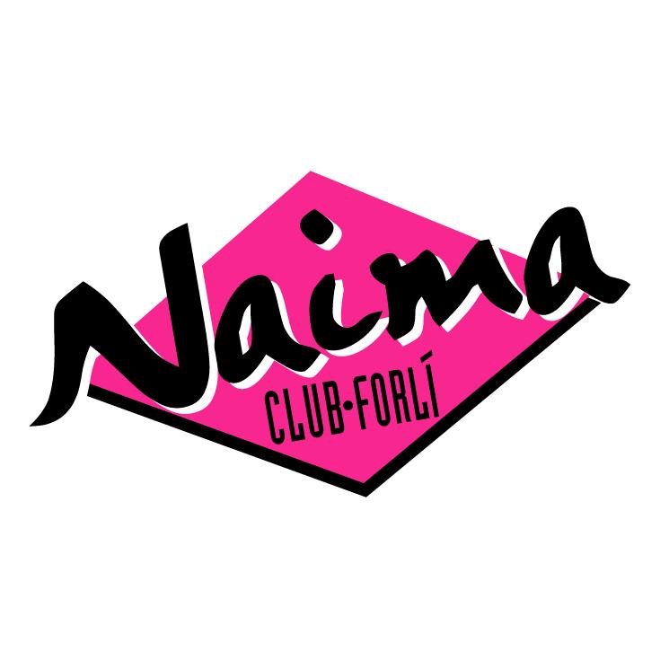 free vector Naima club forli