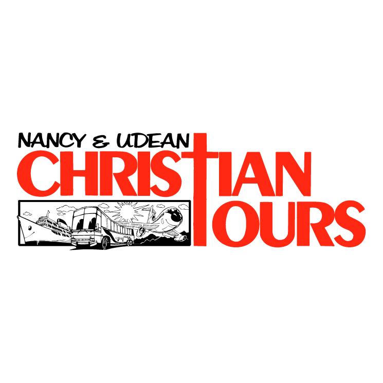 free vector Nancy udean christian tours