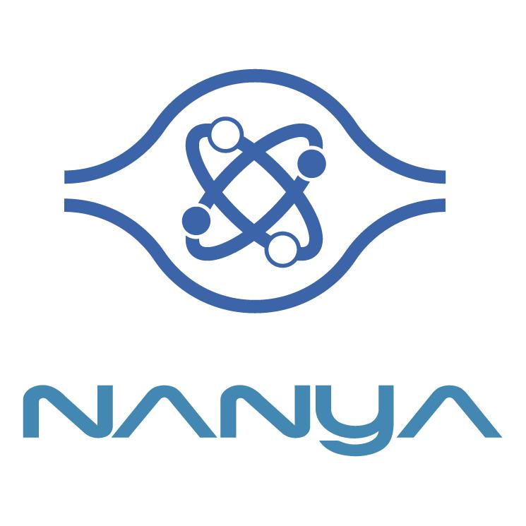 free vector Nanya technology corporation
