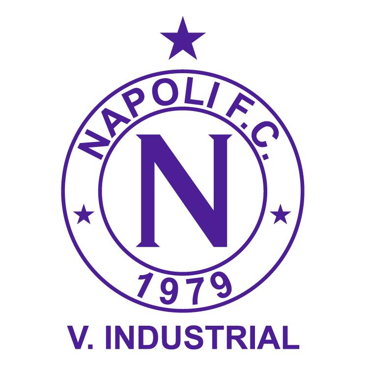 free vector Napoli futebol clube de sao paulo sp