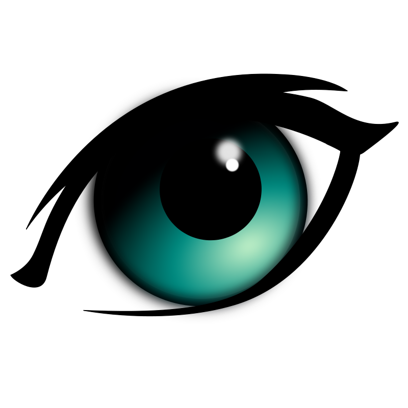 free vector Narrowhouse cartoon eye remix coxartprod