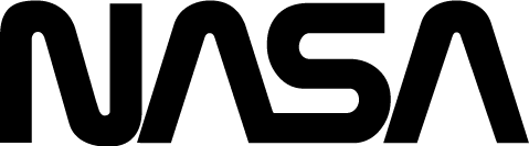 nasa emblem black and white - photo #18