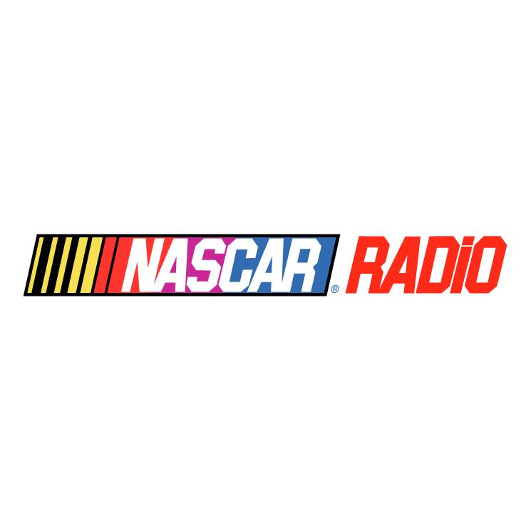 free vector Nascar radio