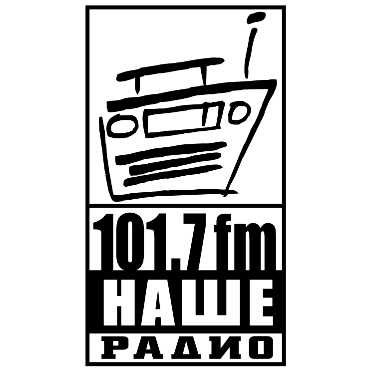 free vector Nashe radio 1