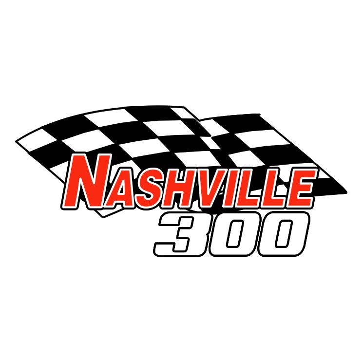 free vector Nashville 300