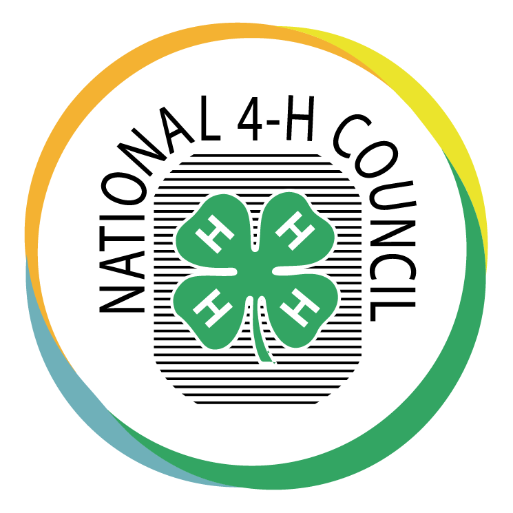 free vector National 4 h council 0